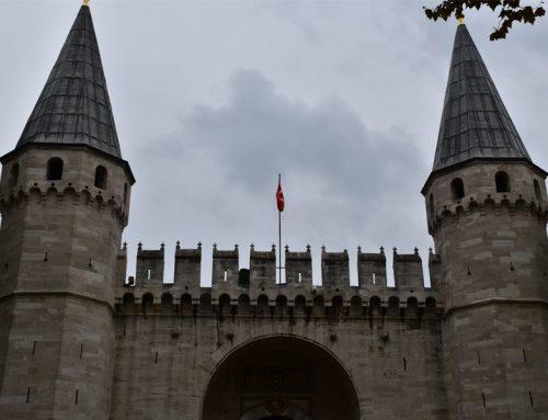 Sultanahmet, Ayasofya, Topkapı Sarayı