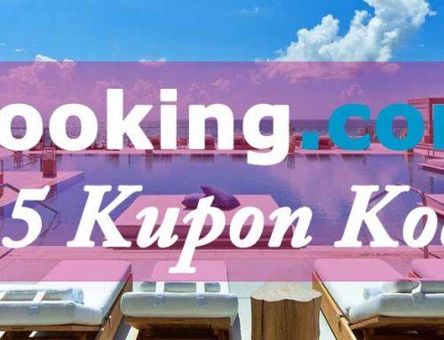 Booking Kupon Kodu