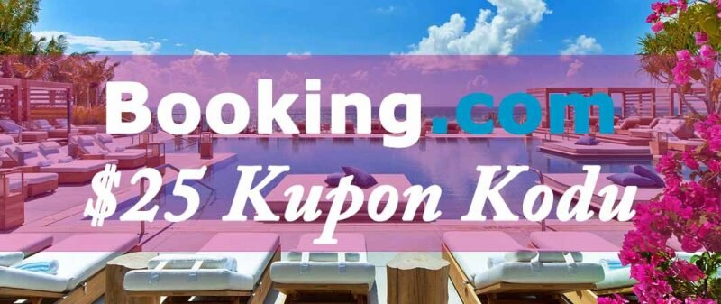 Booking Kupon Kodu