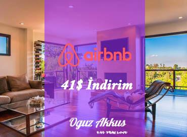 Airbnb 41$ Kupon