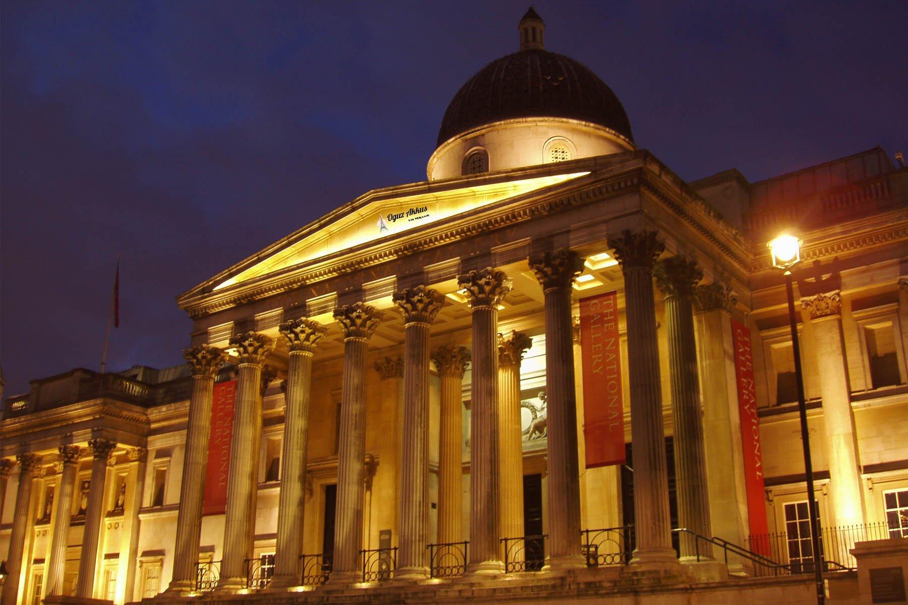 Londra Ulusal Galeri
