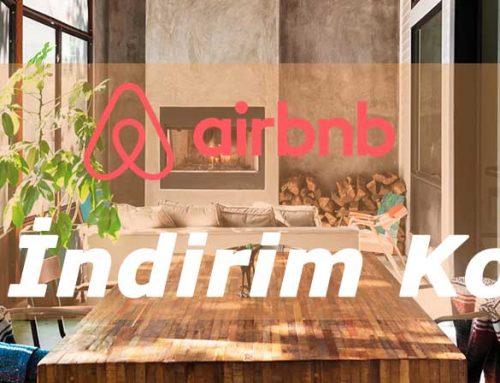 Airbnb indirim kodu